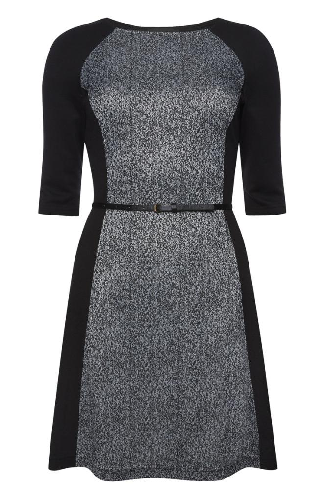 panel dress primark