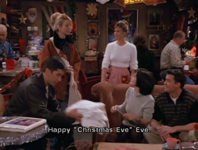 chistmas eve eve