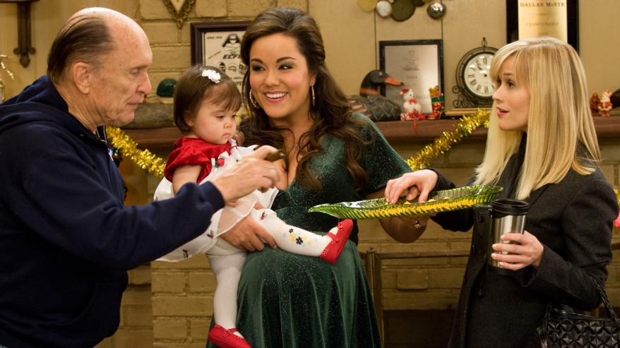'Four Christmases' Film - 2008