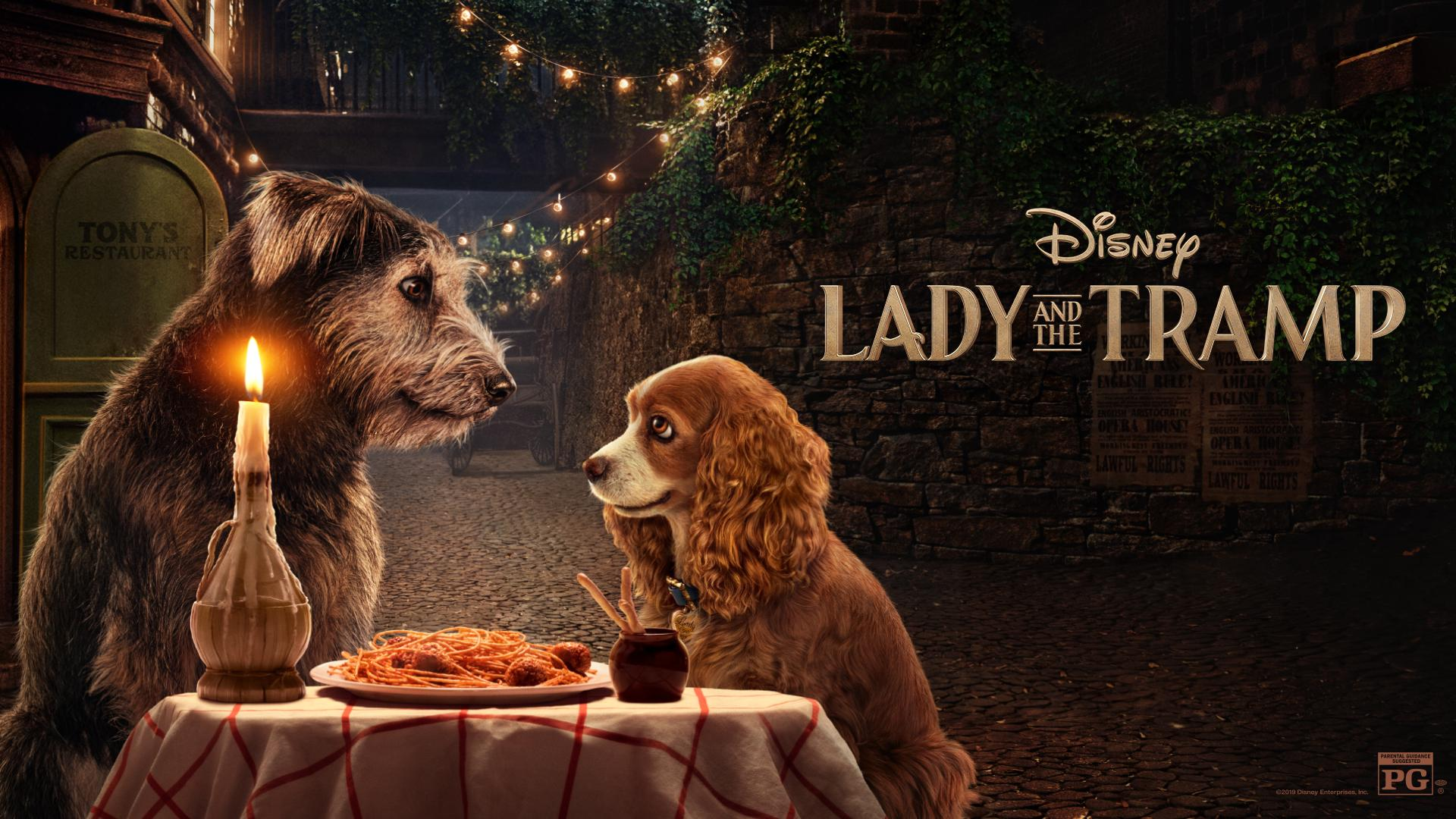 Lady And The Tramp 2019 Review Moving Picture Review